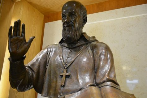 Salesianum Pays Tribute to our Patron Saint