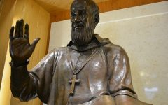 Salesianum Pays Tribute to our Patron Saint
