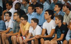 Freshman Orientation for the Class of 2021