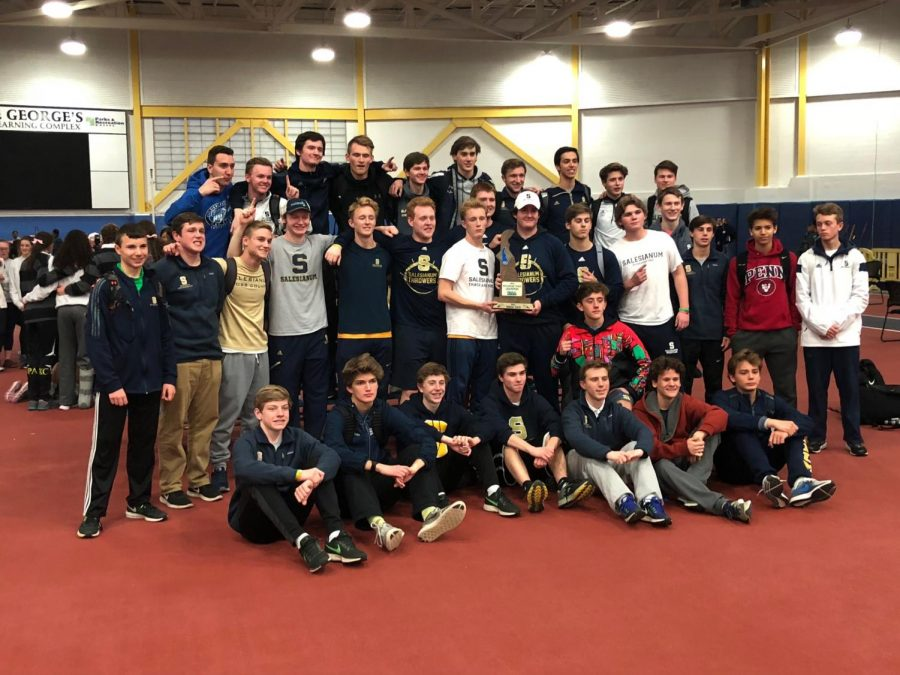 Winter Track Are Champions Again!