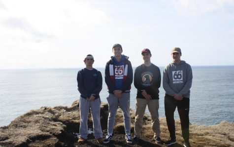 Salesianum Students Trek to Iceland