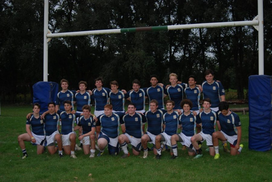 Sals Rugby Takes Argentina!