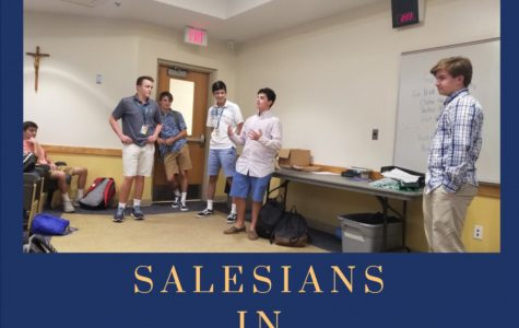 Salesians In Action…   Revamped!