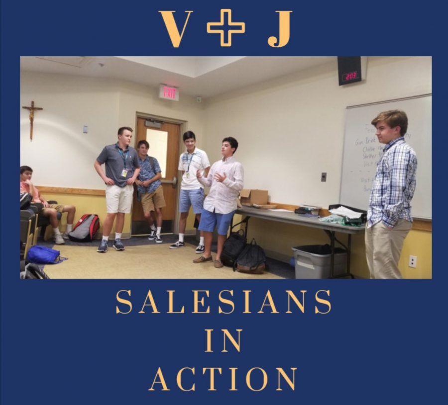 Salesians In Action...   Revamped!