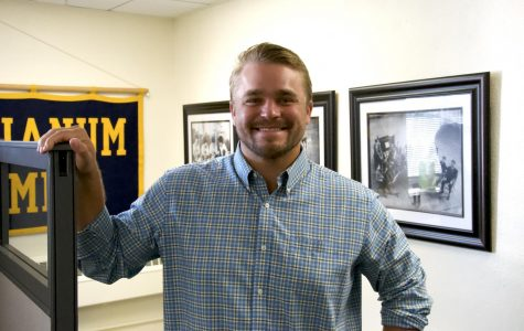 Mr. Schieffer '09 joins the Advancement Team as the Director of Alumni Giving
