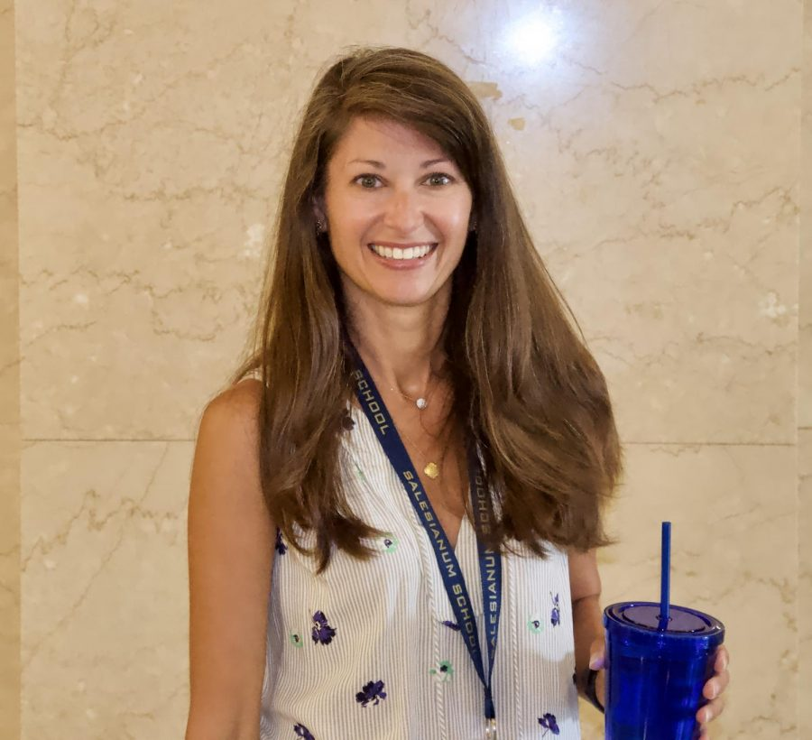 Mrs. Walsh joins the Salesianum Advancement team as the Director of Parent Engagement