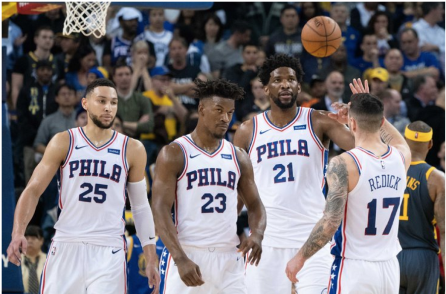 The Sixers' Playoff Picture