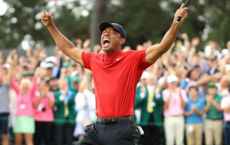 Hear the Tiger Roar - Woods Makes an Awe-Inspiring Comeback at the Masters