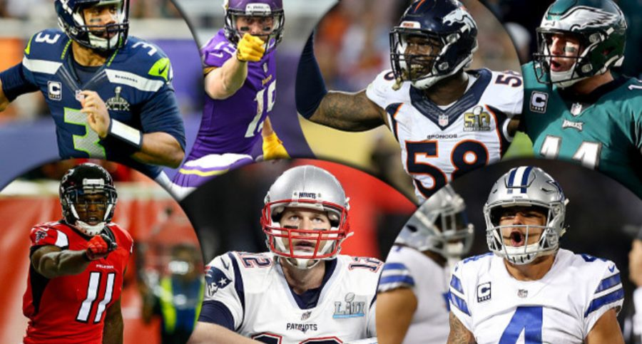 The NFL Five Weeks In: An Eye Over the Divisions
