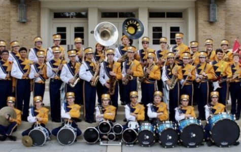 The Song Remains the Same: Salesianum Marching Band Is Getting the Led Out