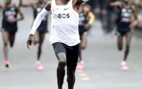 Eliud Kipchoge's Two-Hour Marathon: Running Ahead of His Time