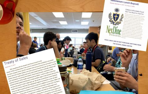 Dawn of a New Dining Center? Remembering the Salesianum Lunch Boycott One Month Later