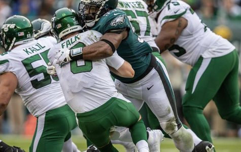 Eagles Fly High Above the Jets in Week Five