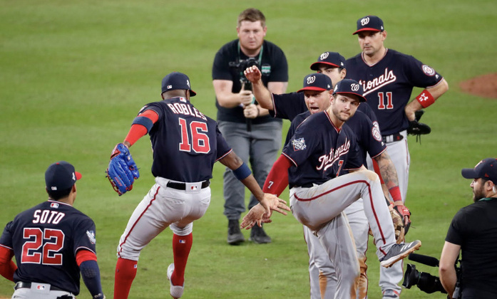 "The 2019 World Series: Putting the ""W"" in Washington"