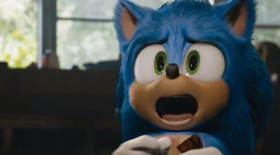 Sonic the Hedgehog Gets a Facelift