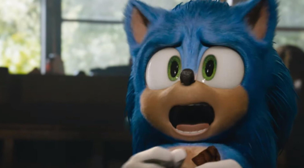 """""""In the new trailer, Sonic looks much more like himself. It's a win for everyone."""""""