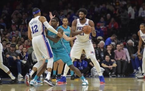 Sixers Snap 3-Game Skid Against the Hornets