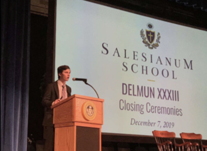Salesianum Cross Country Team Races Down to Regionals in North Carolina