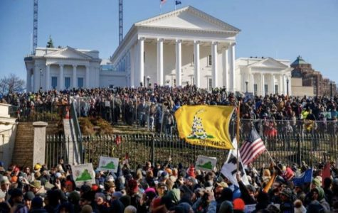 """""""The Right of the People To Keep and Bear Arms, Shall Not Be Infringed"""": Thousands of Virginians Gather in Richmond to Protest Gun Restrictions"""