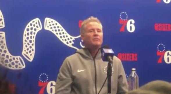 Verbal Shots Fired in Sixers' Locker Room as Tensions Heat Up