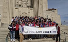 Fight of Their Lives: Salesianum Participates in the 2020 March for Life