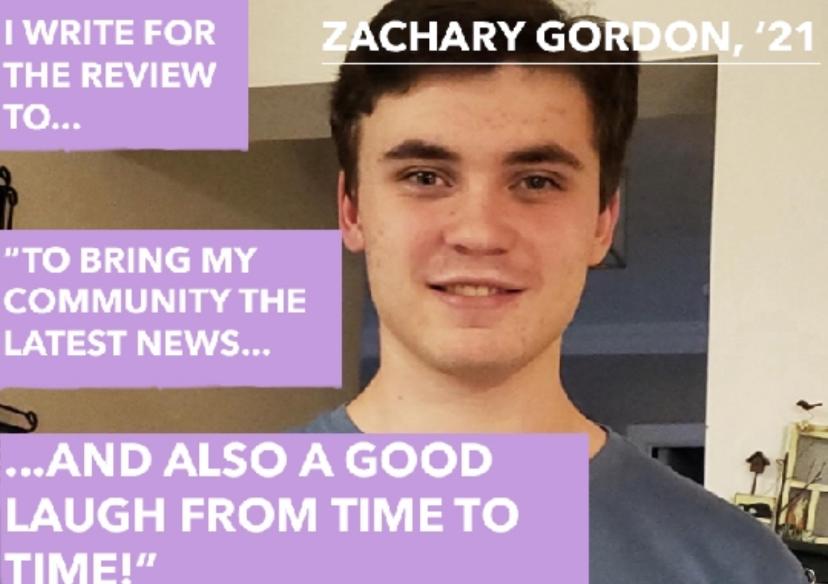 """Happy """"Feature Friday"""": Zachary Gordon"""