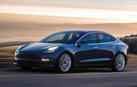 Tesla: Clear the Way as Other Car Brands Charge Up