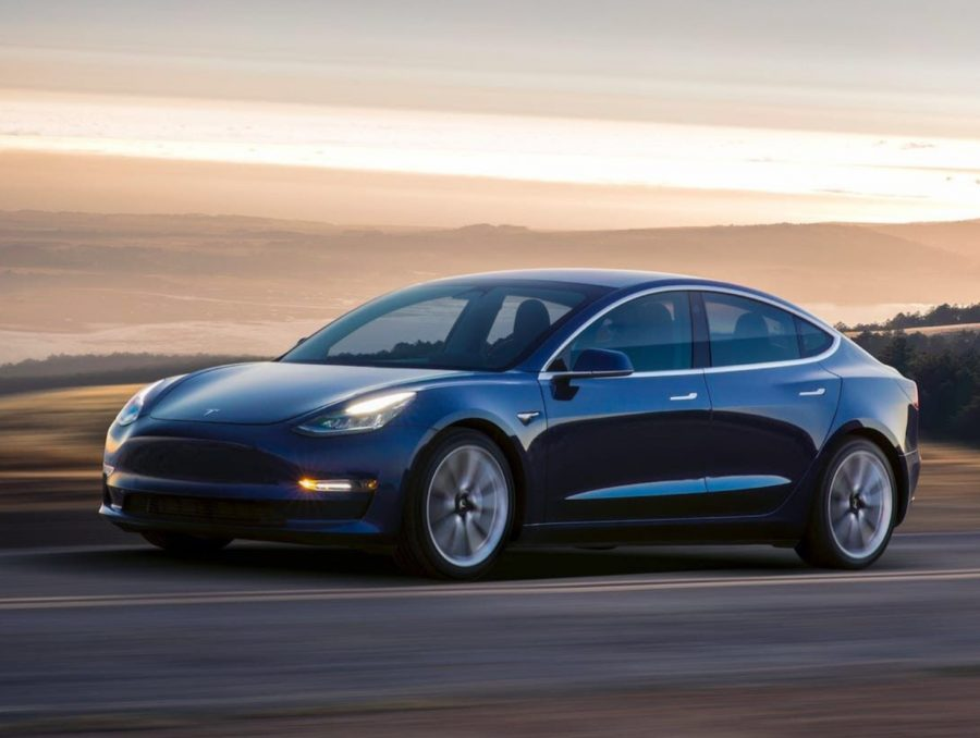 ​Tesla: Clear the Way as Other Car Brands Charge Up