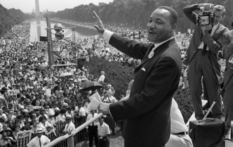 Martin Luther King Jr. at the March on Washington, 1963