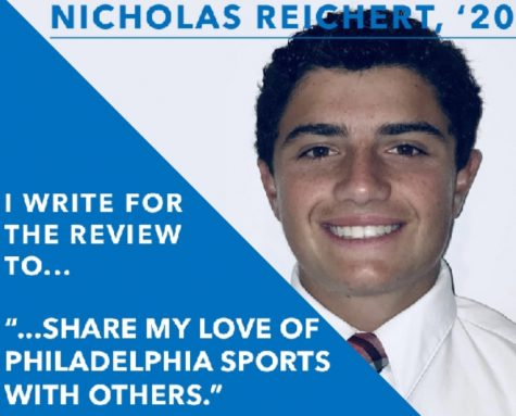 "Happy ""Feature Friday"": Nicholas Reichert"