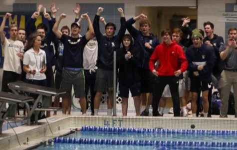 Salesianum Swimming Makes A Real Splash as New State Champions