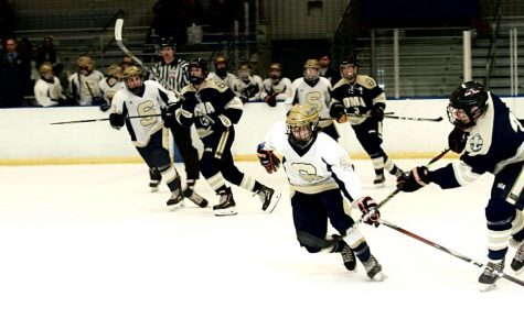 Salesianum Hockey State Championships: Chip-Chasing On The Ice
