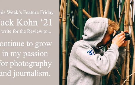 "Happy ""Feature Friday"": Jack Kohn"