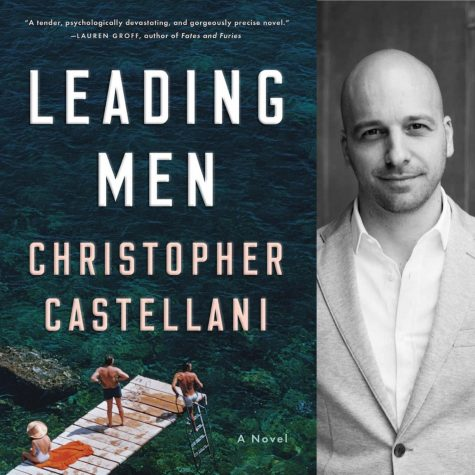 IA Leader of Men: Salesianum Alumnus Christopher Castellani's Leading Men Becomes a Leading Best Seller