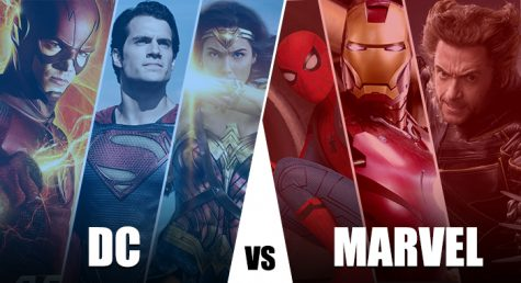 DC vs. Marvel