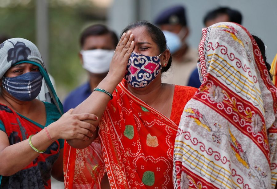 COVID Crisis: India Suffering From Worst COVID Spike of the Pandemic