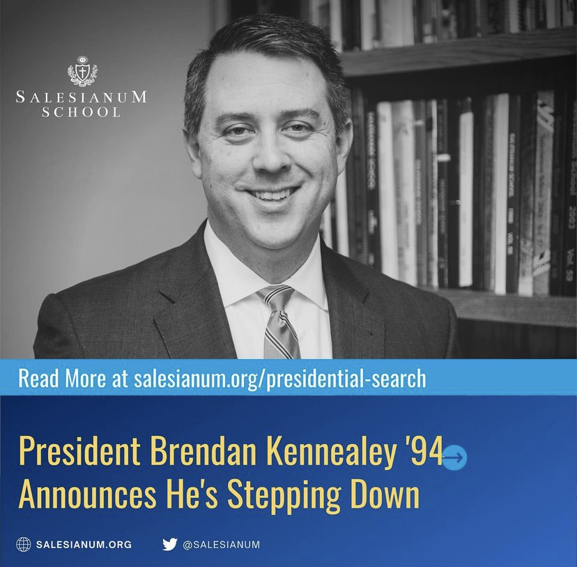 An Interview with Mr. Kennealy: Reflections On Success And New Beginnings