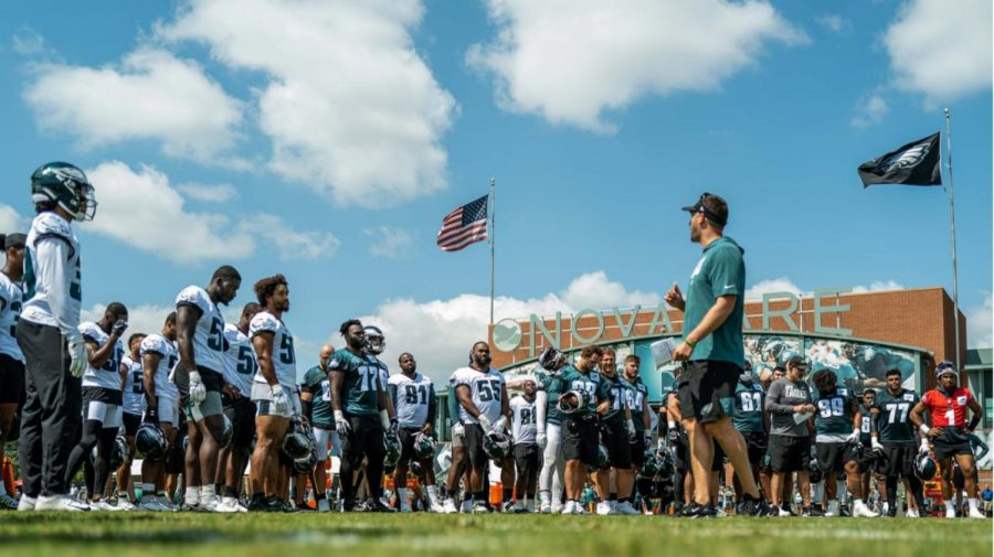 A New Beginning: The Eagles Plan to Put the Hurts on the Atlanta Falcons